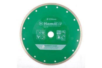 Диск отрезной алмазный сплошной Hammer Flex 206-107 DB CN 125*22 мм