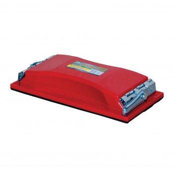 Брусок шлифовальный для пластмассы Кедр 059-0212 212*105 мм