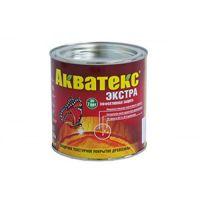Грунт-антисептик для древесины Рогнеда Акватекс Бесцветный 0,8 л