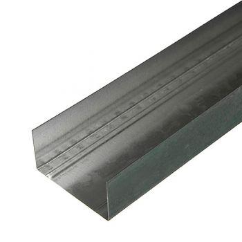 Профиль стоечный направляющий ПСН 75*40*3000 мм 0,6 мм